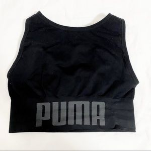 Puma | Long Line Seamless Sports bra Size M